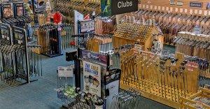 Golf club selection
