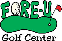 Fore-U Golf Center logo