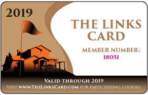 2019 Links card example
