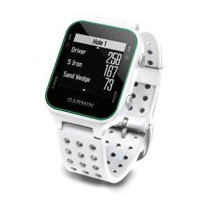 Image of the Garmin S20 GPS watch