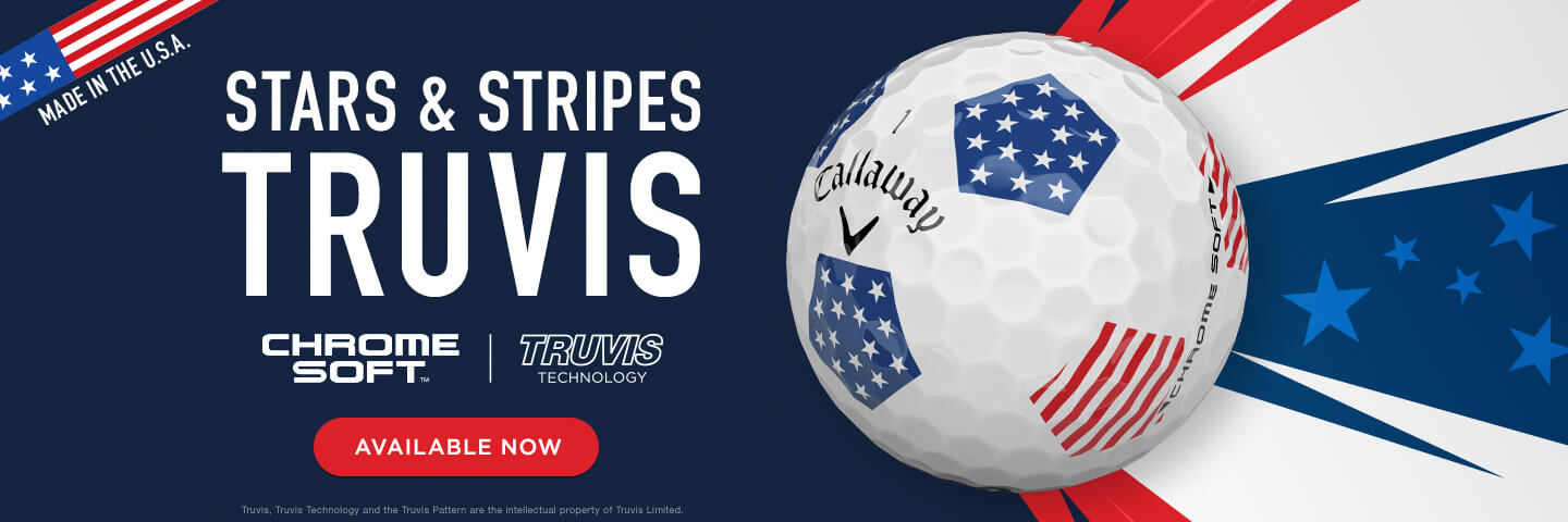 Callaway Chrome Soft Truvis Golf Balls Now Available