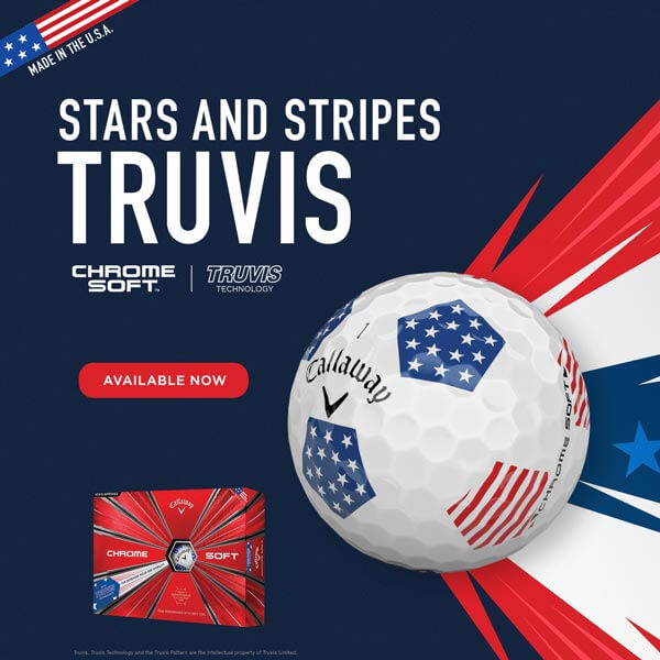 Callaway Chrome Soft Stars and Stripes