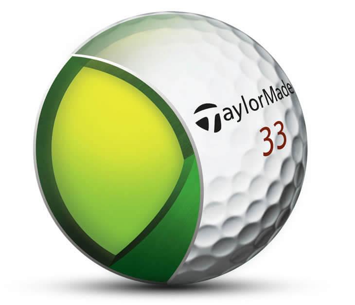 3 piece golf ball