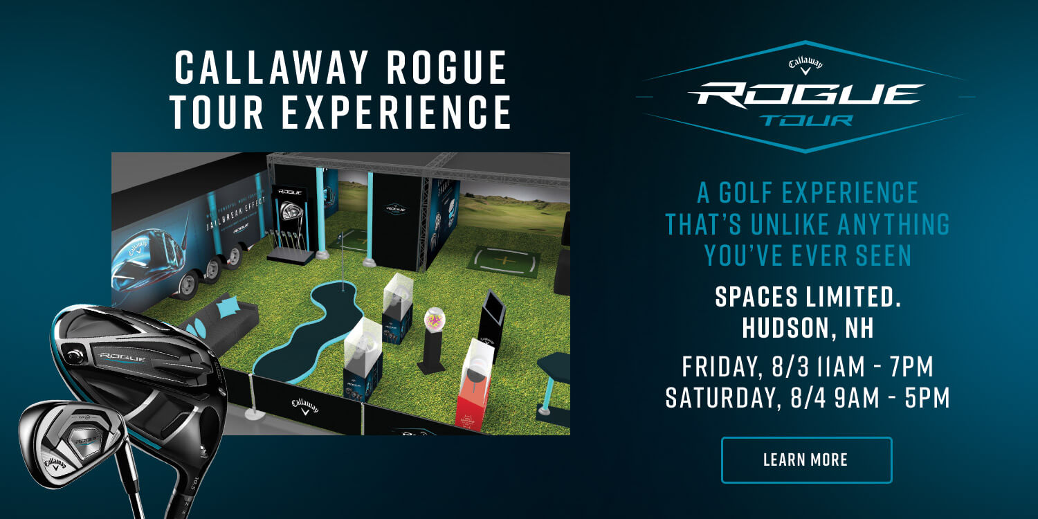 Callaway Rogue Fitting Experience