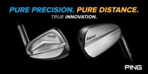 PING i500 and i210 iron heads