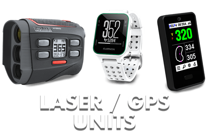 Laser GPS Units