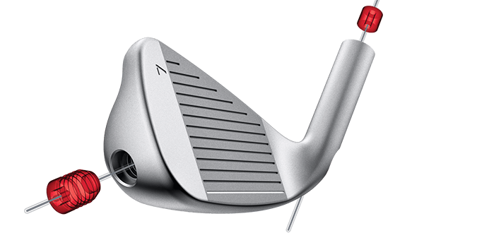 PING G410 Iron weight system