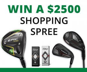 Win a $2,500 Shopping Spree