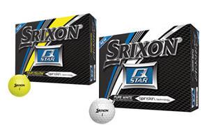 Srixon Q-star box